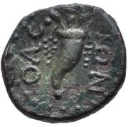 Bronze Æ13 (Thasos) – revers