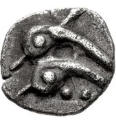 Tetartemorion (Thasos) – avers