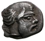 Tritetartemorion (Thasos) – avers