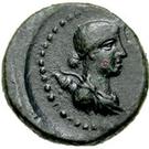 Bronze Æ20 (Thasos) – avers