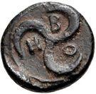 Bronze Æ9 – revers