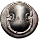 Drachm - Thebes – avers