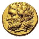 AV Drachm (Thebes) – avers