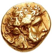 Hemidrachm (Thebes) – avers