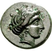 Dichalkon (Thelpusa) – avers