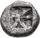 Stater (Thera?) – revers
