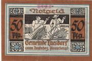 50 Pfennig (Thesdorf ) – revers