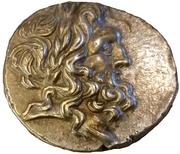 Drachme de la ligue thessalienne – avers
