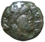 Trichalkon - Thessalian League (Apollo / Athena) (196-27 BC) – avers