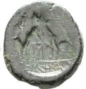Bronze Æ20 - Thessalonica – revers