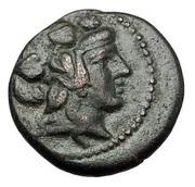 Bronze AE19 – avers