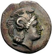 Triobol (Thourioi) – avers