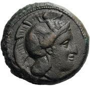 Bronze Æ31 – avers