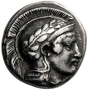 Stater (Thourioi) – avers