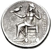 Tetradrachm (Imitation of Tetradrachm of Philip III of Macedon) – revers