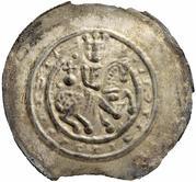 1 Brakteat - Otto IV. – avers