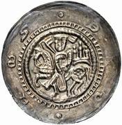 1 Brakteat - Hermann II. – avers