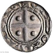 1 pfennig Heinrich Raspe II – revers