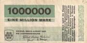 1,000,000 Mark (Thüringische Staatsbank)) – avers