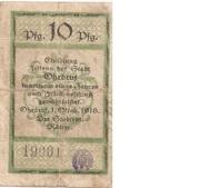 10 Pfennig (Ohrdruf) – revers