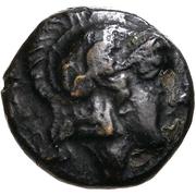 Chalkon (Thyrrheion) – avers