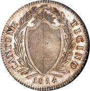 4 francs – avers