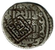 Tanka - Shahrukh Mirza - 1405-1447 AD (Countermarked type) – avers