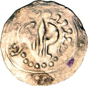 60 Ratti - Harikela Kingdom (Bengal) – revers