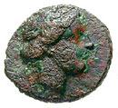 Bronze Æ12 (Tiryns) – avers