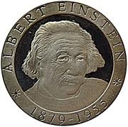 500 francs (Albert Einstein) – revers