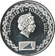 10 cents - Élisabeth II – avers