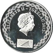 20 cents - Élisabeth II – avers