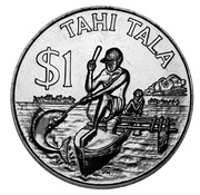 1 Tala – revers