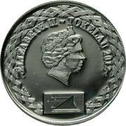 5 cents - Élisabeth II – avers