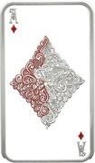 1 Dollar - Elizabeth II (Diamonds) – revers