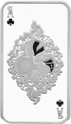 1 Dollar - Elizabeth II (Clubs) – revers