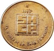 Mexico Mint Token – avers