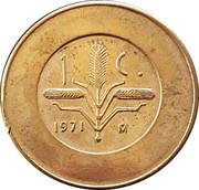 Mexico Mint Token – revers