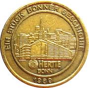 Jeton - Ein Stück Bonner Geschichte (Bonn) – revers