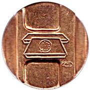 Telephone Token - probe – avers