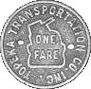 Topeka Transportation Co.  TC-88318; Atwood-Coffee KS-940-L – revers