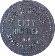 1 Ride - City Bus Line – avers