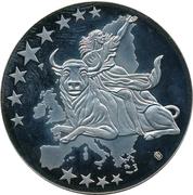 Token - European Currency (Finland - 100 Euro) – revers