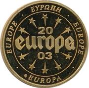 Token - Europe (Spain - 5000 Pesetas) – revers