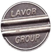 Jeton de lavage automobile - Lavor Group – avers