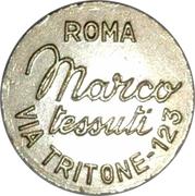 Token - Marco tessuti – revers