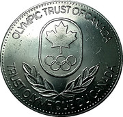 Olympic Trust of Canada - Equestrian – revers