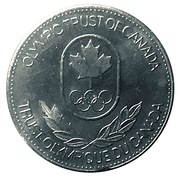 Olympic Trust of Canada (Judo) – revers