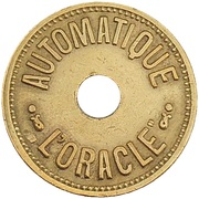 10 Centimes - L'Oracle – avers