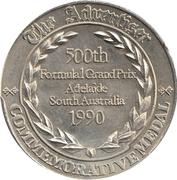 Medal - – revers